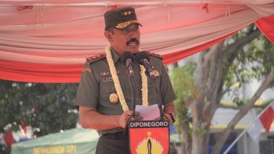 TNI DAN PEMERINTAH HARUS BERSINERGI