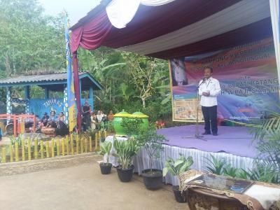 Tingkatkan Kualitas Dengan Kampung KB